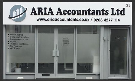 aria accountants